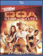 DOA: Dead or Alive [Blu-ray] - Corey Yuen