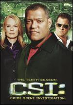 CSI: Crime Scene Investigation: Season 10