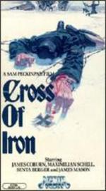 Cross of Iron [Vhs]