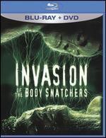 Invasion of the Body Snatchers (1978/ Dvd & Blu-Ray Combo/ Blu-Ray Case)