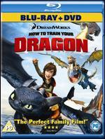 How to Train Your Dragon [Blu-ray/DVD]