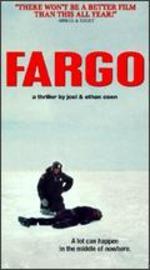 Fargo [Vhs]