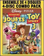 Toy Story 3 [4 Discs] [Includes Digital Copy] [Blu-Ray/DVD] [French]