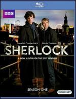 Sherlock: Season One [2 Discs] [Blu-ray]