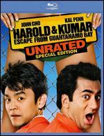 Harold and Kumar Escape from Guantanamo Bay [Special Edition] [Blu-ray]
