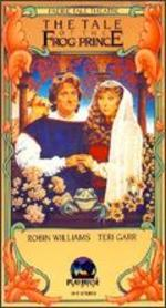 Faerie Tale Theatre-the Tale of the Frog Prince [Vhs]