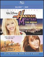 Hannah Montana: The Movie [2 Discs] [Blu-ray/DVD] - Peter Chelsom