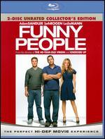 Funny People [WS] [Unrated] [Collector's Edition] [2 Discs] [With $10 Little Fockers Movie Cash] - Judd Apatow