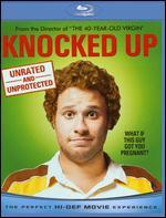 Knocked Up [Unrated] [With $10 Little Fockers Movie Cash] [Blu-ray]