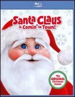 Santa Claus Is Comin' To Town! [Blu-ray]
