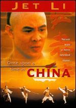 Once Upon a Time in China (Hong Kong Import)