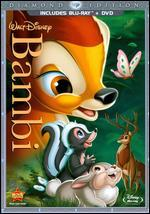Bambi [Diamond Edition] [2 Discs] [DVD/Blu-ray]