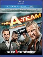 The A-Team [Blu-ray] [2 Discs] [Includes Digital Copy]