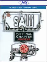 Saw: The Final Chapter [2 Discs] [Includes Digital Copy] [Blu-ray/DVD] - Kevin Greutert