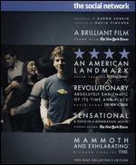 The Social Network [2 Discs] [Blu-ray]