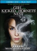 The Girl Who Kicked the Hornet's Nest [Blu-ray/DVD]