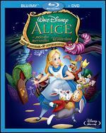 Alice in Wonderland: 60th Anniversary Edition [French] [Blu-ray]