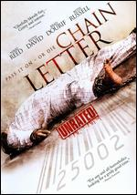 Chain Letter [Unrated] - Deon Taylor