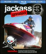 Jackass 3 [Rated/Unrated] [2 Discs] [Includes Digital Copy] [Blu-ray] - Jeff Tremaine