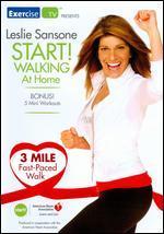 Leslie Sansone: Start! Walking at Home: 3 Mile Fast-Paced Walk