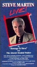 Steve Martin Live! - Carl Gottlieb; Gary Weis