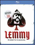 Lemmy: 49% Motherfucker 51% Son of a Bi