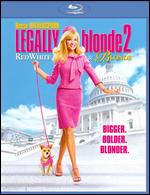 Legally Blonde 2: Red, White & Blonde [Blu-ray] - Charles Herman-Wurmfeld
