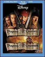 Pirates of the Caribbean: The Curse of the Black Pearl [French] [Blu-ray/DVD]