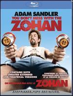 You Don't Mess With The Zohan [French] [Blu-ray]