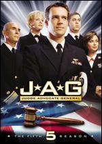 Jag: Judge Advocate General-Season 5