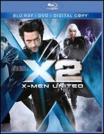 X2: X-Men United [2 Discs] [Includes Digital Copy] [Blu-ray/DVD] - Bryan Singer