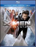 X3: X-Men - The Last Stand [2 Discs] [Includes Digital Copy] [Blu-ray/DVD]