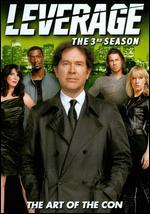 Leverage: The 3rd Season [4 Discs]