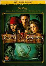 Pirates of Caribbean: Dead Man's Chest [3 Discs] [Blu-ray/DVD]