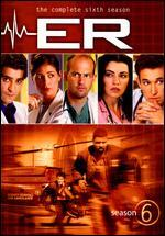 ER: The Complete Sixth Season [6 Discs]