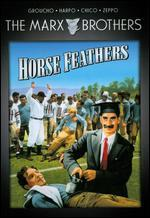 Horse Feathers [Vhs]