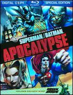 Superman/Batman: Apocalypse [With Green Lantern Movie Cash] [Blu-ray] - Lauren Montgomery