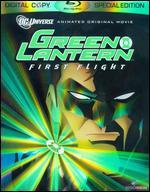 Green Lantern: First Flight [With Green Lantern Movie Cash] [Blu-ray]