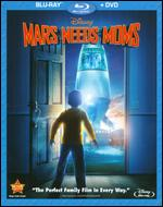 Mars Needs Moms [2 Discs] [Blu-ray/DVD] - Simon Wells