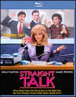 Straight Talk [Blu-ray] - Barnet Kellman