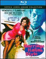 Marriage Italian Style (Sophia Loren Award Collection) [Blu-Ray]