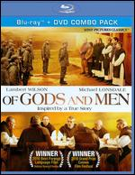 Of Gods and Men [2 Discs] [Blu-ray/DVD] - Xavier Beauvois