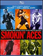Smokin' Aces [2 Discs] [With Tech Support for Dummies Trial] [Blu-ray/DVD] - Joe Carnahan