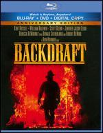 Backdraft [2 Discs] [With Tech Support for Dummies Trial] [Blu-ray/DVD]