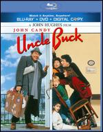 Uncle Buck [2 Discs] [With Tech Support for Dummies Trial] [Blu-ray/DVD] - John Hughes