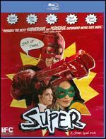 Super [Blu-ray] - James Gunn