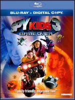 Spy Kids 3: Game Over [Includes Digital Copy] [Blu-ray] - Robert Rodriguez