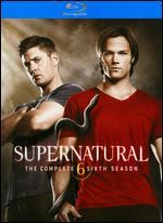 Supernatural: The Complete Sixth Season [4 Discs] [Blu-ray]