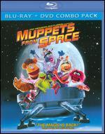 Muppets From Space (Two-Disc Blu-Ray/Dvd Combo)