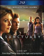 Sanctuary: Season 3 [Blu-Ray]